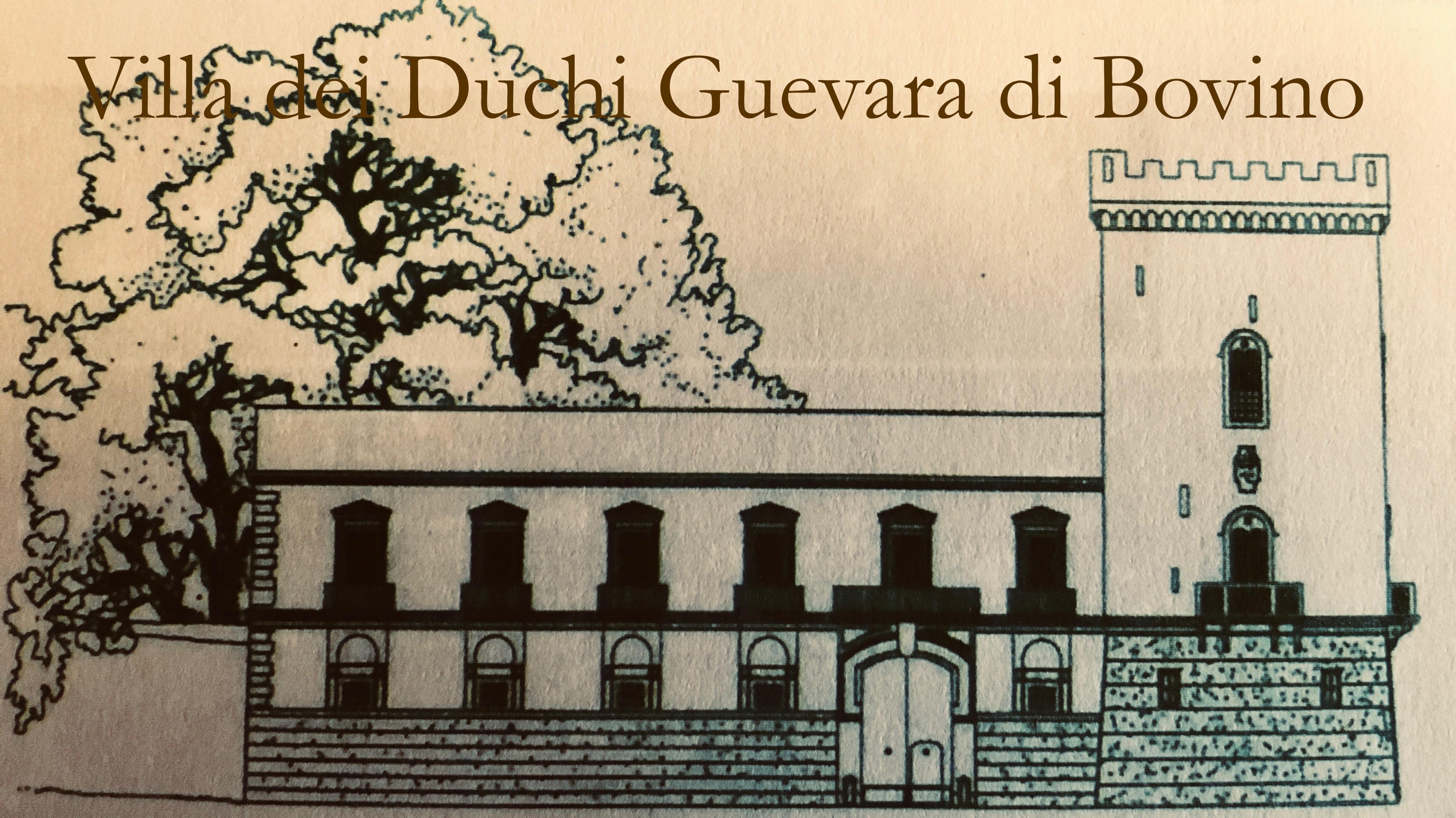 Villa dei Duchi Guevara di Bovino